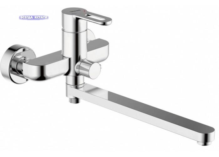 Смеситель для ванны излив 300мм STREAM-D ST-D 1631