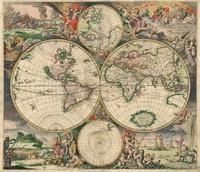 Карты мира 10 фото